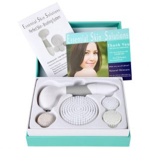 Essential Skin solutions, cleansing brush