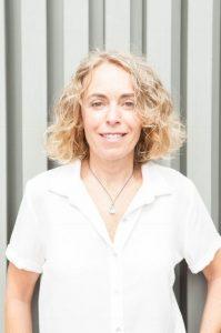 Juana Sustacha, esteticista en Bilbao