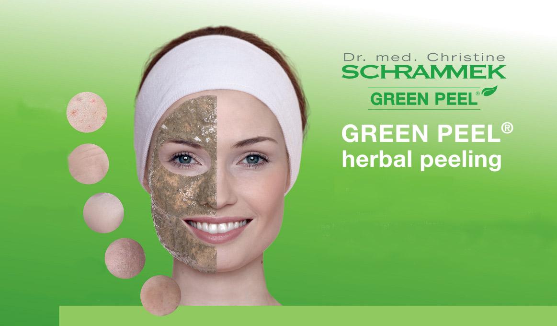 Green Peel Peelings