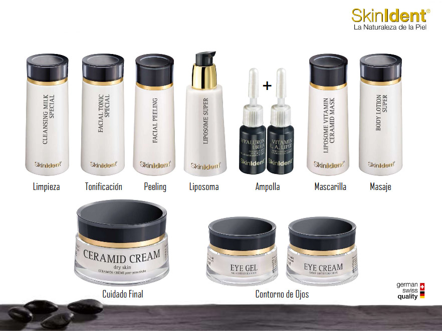Productos cosméticos para Oncología