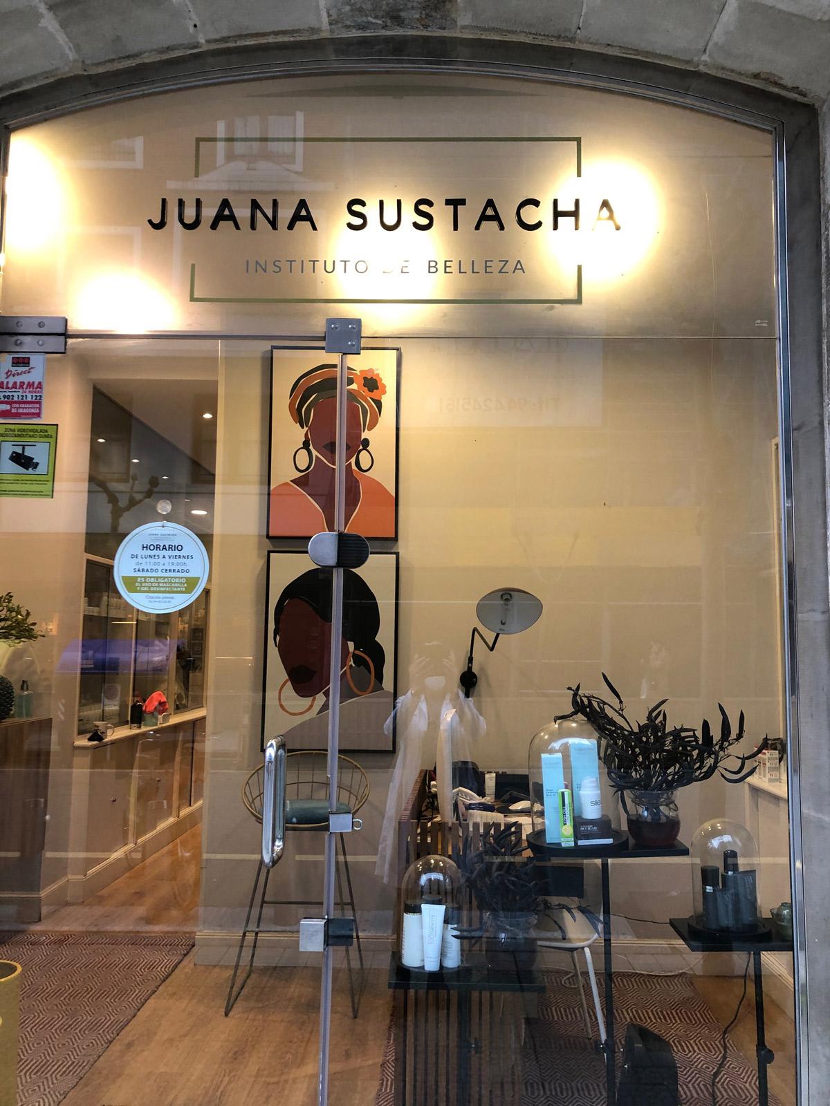 Instituto de belleza y medicina estética en Bilbao, Juana Sustacha