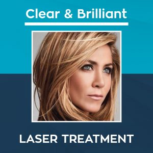 Clear & Brillian Laser Treatment